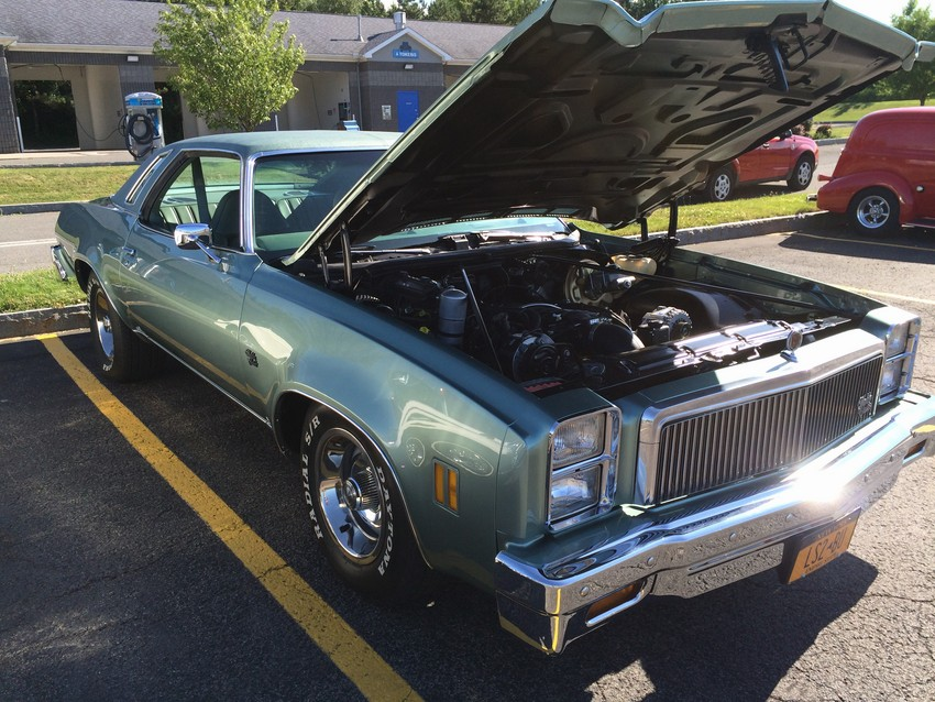 Newly Purchased '77 Chevelle IMG_2312